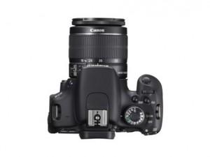 """Auch DSLRs bringen grundsätzlich eine Vollautomatik mit. Canon kennzeichnet  diese bei dieser Eos 600D mit einem """"A+"""" Foto: Canon"""