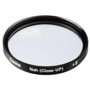 Mit rund 30 Euro ist solch eine Nahlinse die günstigste Möglichkeit, mit der Makrofotografie zu experimentieren Foto: Hama