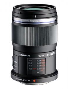Für richtig gute Makrofotos sind solche Makroobjektive unerlässlich Foto: Olympus