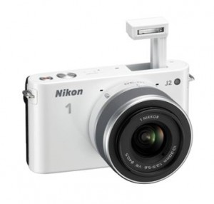 Die Nikon 1 zählt nicht zuletzt wegen ihrer Smart-Funktionen zu den meistverkauften Systemkameras Foto: Nikon