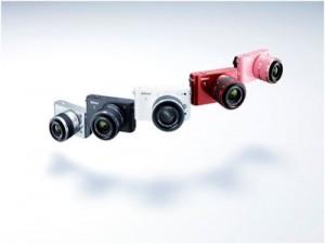 Mit der Nikon 1 gelang den Systemkameras endgültig der Durchbruch. Inzwischen wurde bereits die dritte Generation vorgestellt Foto: Nikon