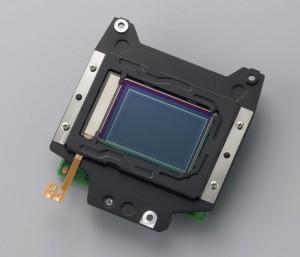 Und so sieht ein CMOS-Sensor im DX-Format aus Foto: Nikon