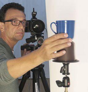 Eberhard Schuy gilt als einer der renommiertesten Produktfotografen Deutschlands.